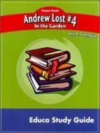 Newbery Study Guide: Andrew Lost#4 In The Garden (Workbook)