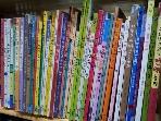 웅진주니어)푸른교실 외~ 초등 단행본 시리즈
