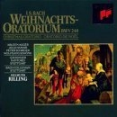 Helmuth Rilling / 바흐 : 크리스마스 오라토리오 (Bach : Christmas Oratorio BWV248) (3CD/수입/S3K39229)