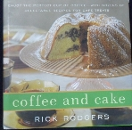 Coffee and Cake - Rick Rodgers - Hardcover9780061938320 /사진의 제품  ☞ 서고위치:KO 3