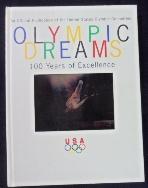 1996 OLYMPIC DREAMS 100 Years of Excellence   /사진의 제품    ☞ 서고위치:OM 3  *[구매하시면 품절로 표기됩니다]