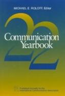 Communication Yearbook, Vol. 22 (ISBN : 9780761919353)