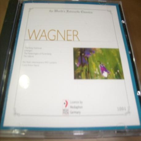 [수입 CD] Richard Wagner - 1004