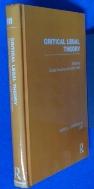 Critical Legal Theory Critical Concepts in Law Vol. 3  /사진의 제품  / 상현서림 / :☞ 서고위치:MH 1 * [구매하시면 품절로 표기됩니다]