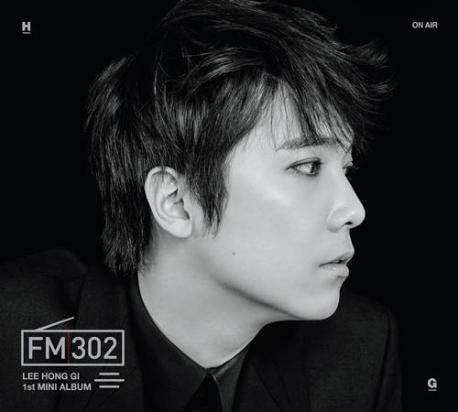 이홍기 - Fm302 (MINI ALBUM) (홍보용 음반)