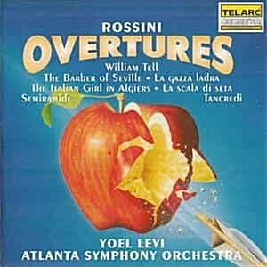 Gioacchino Rossini, Yoel Levi - Rossini Overtures