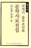 20세기 중국조선족문학사료전집 6 (마음의 금선 등)