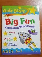 Big Fun Learning Workbook ;Ages 5-7