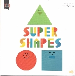 Super Shapes (English Crayon) [2판] (ISBN : 9788967494513)