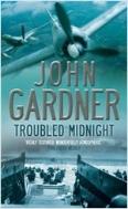 JOHN GARDNER -  Troubled Midnight 영문양장본 -