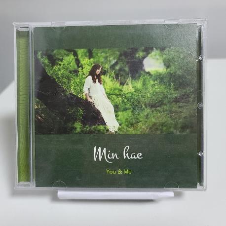 민혜 EP앨범 - You & Me