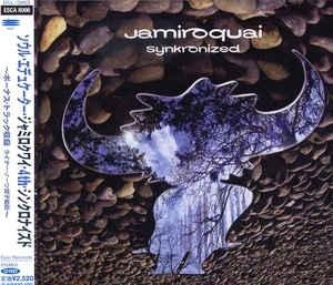 [일본반] Jamiroquai - Synkronized [+1 Bonus Track]
