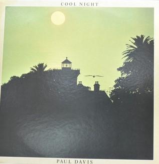 [일본반][LP] Paul Davis - Cool Night