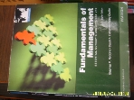 PEARSON / 제8판 Fundamentals of Management ESSENTIAL CONCEPTS ,,,/ Robbins 외 -사진참조.아래참조