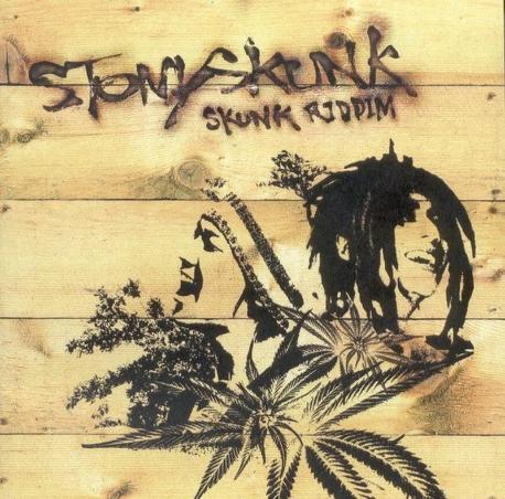스토니 스컹크 (Stony Skunk) 3집 - Stony Riddim  [홍보용 음반, 씨디에 실기스 약간]