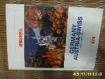 중앙서관 / 세계의 여행 9 독일. 오스트리아. 스위스 GERMANY ... (전12권중,,) -사진. 꼭상세란참조