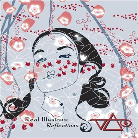 Steve Vai - Real Illusions: Reflections (홍보용 음반)