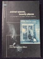 Animal Spaces, Beastly Places  9780415198479   /사진의 제품   / ☞ 서고위치:MX 5  *[구매하시면 품절로 표기 됩니다]