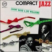 Count Basie & Joe Williams / Compact Jazz (수입)