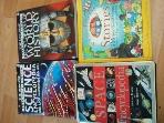 [아동/청소년] The Usborne Internet-Linked Science Encyclopedia [ School and Library Binding ]  Hardcover
