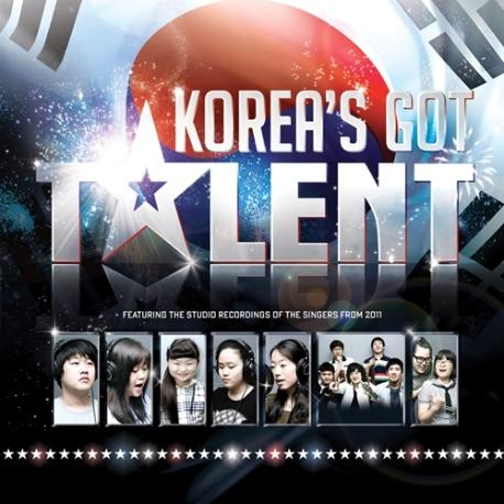 코리아 갓 탤런트 - Korea`s Got Talent   [홍보용 음반]