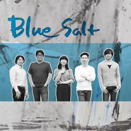 블루솔트(Blue Salt) - Blue Salt [미개봉 새제품]