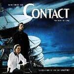 OST - Contact [수입/새것 같은 개봉] * 칼 세이건의 SF소설 / 앨런 실베스트리 작곡