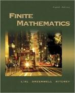 Finite Mathematics (8th Edition) (Hardcover, 8th)
