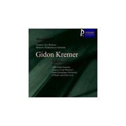 Gidon Kremer / Violin Concerto (멘델스존 바이올린 협주곡)