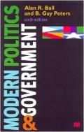 Modern Politics and Government, 6/ed (ISBN : 9780333737460)