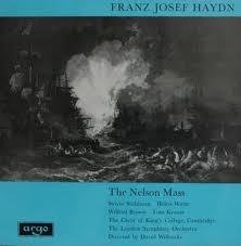 [수입][LP] Sylvia Stahlman, Etc./David Willcocks - Haydn: The Nelson Mass