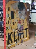 GUSTAV KLIMT  1862-1918년 - 구스타브 클림트 - 수입서적 - 미술 도록 - -새책수준-아래사진참조-