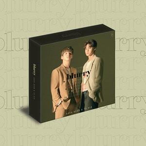 [미개봉] [키트 형태] 국헌 & 유빈 (Kook Heon & Yu Vin) / Blurry (Single) (키트 앨범)