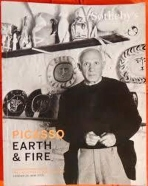 Picasso: Earth & Fire, Unique Ceramics From The Collection of Marina Picasso, 25 June 2015, Sotheby's London Auction Sale Catalogue No L15007 (Paperback)