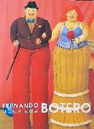 페르난도 보테로 - FERNANDO BOTERO - 서양화 미술 도록 - -초판-절판된 귀한책-아래사진참조-