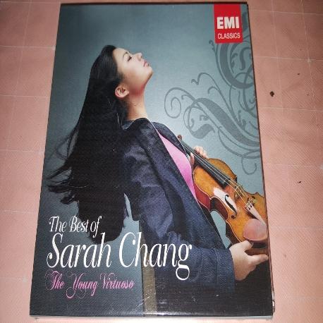 장영주 (Sarah Chang) - The Best of Sarah Chang : Young Virtuoso