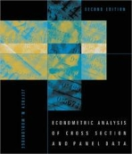 Econometric Analysis of Cross Section and Panel Data Second Edition