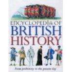 ENCYCLOPEDIA OF BRITISH HISTORY (Hardcover)