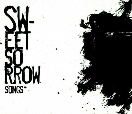 스윗 소로우 (Sweet Sorrow) 2.5집 - Songs (홍보용 음반)