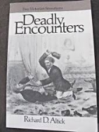 Deadly Encounters: Two Victorian Sensations (Paperback)