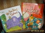 브라운 International. YBM -2권/ My Big Friend Elephant Book 8 / I Forgot Storybook 2 -사진.설명란참조