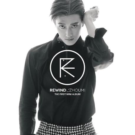 조미 - Rewind (MINI ALBUM) [홍보용 음반, 포카 포함]