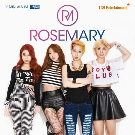로즈마리 - 1st Mini Album (홍보용 음반)