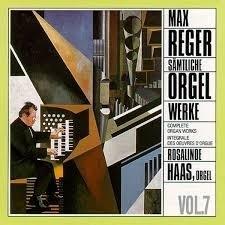 Rosalinde Haas / Max Reger : Complete Organ Works Vol.7 (수입/MDGR3356)