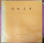 간송문화 14호 -심전.소림 1978년발행