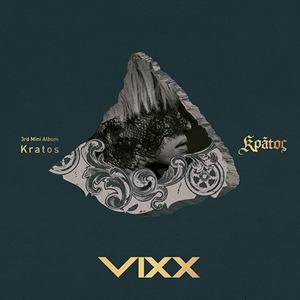 [중고] 빅스 (VIXX) / Kratos (3rd Mini Album)