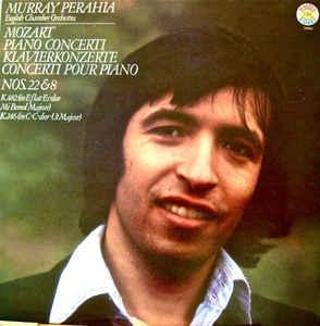 [수입][LP] Murray Perahia / English Chamber Orchestra - Piano Concerti Nos. 22 & 8