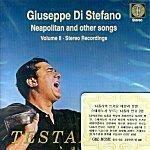 [수입] 나폴리 민요 2집 - 스테레오 녹음 주세페 디 스테파노 (Giuseppe Di Stefano)
