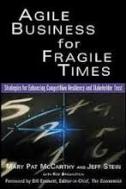 Agile Business for Fragile Times (외국도서/양장본/상품설명참조)