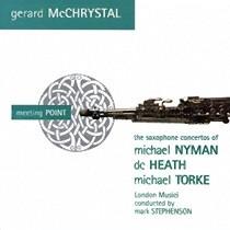 Gerard McChrystal, Mark Stephenson / Meeting Point (RSSD008)